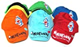 Art box DORIMOEN print FANCY CAP for all function Free size up to boysgirls 12 years (Assorted colours)