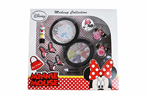 Disney-Minnie-Mouse-Makeup-Collection-Including-Lipstick-Eyeshadow-Lip-Gloss