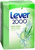 Lever 2000 Fresh Aloe Bar Soap 4 Ounce B...