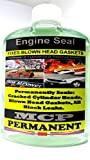 STEEL SEAL HEAD GASKET SEALER ,MCP, REPAIRS BLOWN HEAD GASKET & ENGINE BLOCKS,,USING