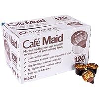 120 Café © criada de lujo porciones de café Creamer, larga vida individual