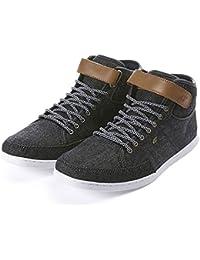 Boxfresh Sparko ICN RIP NYL Schuhe Sneaker Herrenschuhe grau