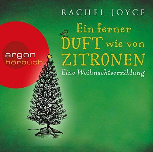 Buchseite und Rezensionen zu 'Ein ferner Duft wie von Zitronen: Eine Weihnachtserzählung' von Rachel Joyce
