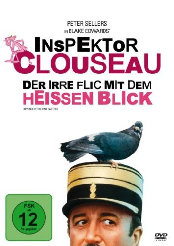 Bild von Inspektor Clouseau - Der irre Flic mit dem heißen Blick
