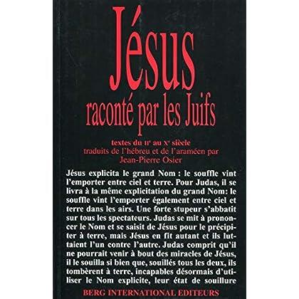 Jésus raconté par les juifs