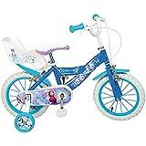 """Fahrrad Eiskönigin 16 zoll Kinderfahrrad Frozen 16"""""""