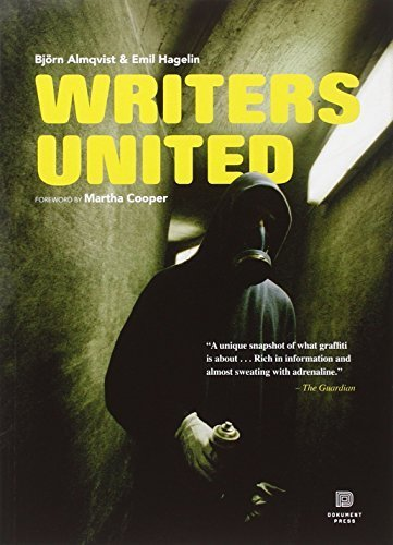 Writers United: The Story About A Swedish Graffiti Crew by Bjorn Almqvist (2009) Perfect Paperback