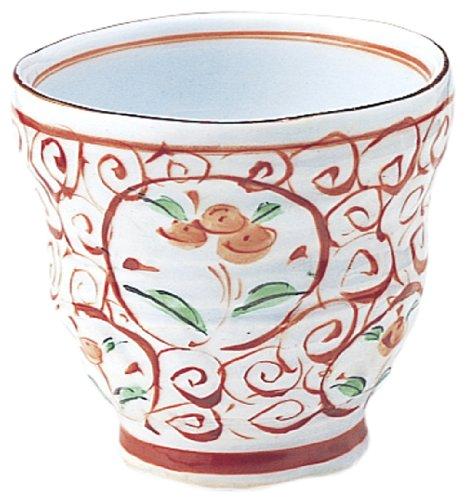 Grundriss hellrot Verglasung leicht Teetasse 15053 (Japan Import / Das Paket und das Handbuch werden in Japanisch)