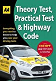 Driving Theory Test, Practical Test & the Highway Code (AA Driving Test) (AA Driving ...