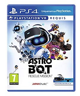 Astro Bot Rescue Mission PSVR (B07H2Y6RPL) | Amazon Products