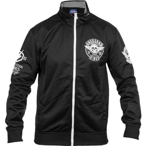 Ecko Unltd. Track Jacket Corrupting Minds Black, S