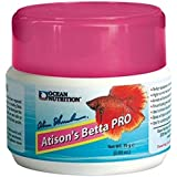 multihobbie® atison 's Betta Food Pro de Ocean Nutrition 75 Grs
