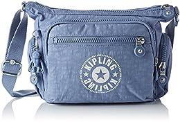 Acheter Kipling Gabbie S, Sacs bandoulière femme, Bleu... en ligne