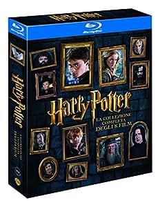 Harry Potter Collezione Completa (SE) (8 Blu-Ray)