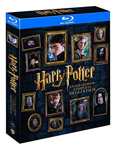 harry potter - anni 1-7.2 (8 blu-ray) box set BluRay Italian Import