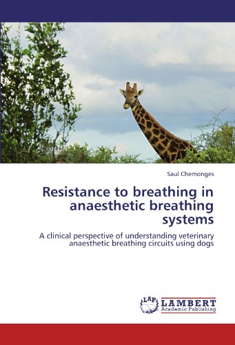 Resistance to breathing in anaesthetic breathing systems por Saul Chemonges