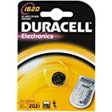 Duracell - 10146 - Pile type cr1620 3 volts ELECTRONICS