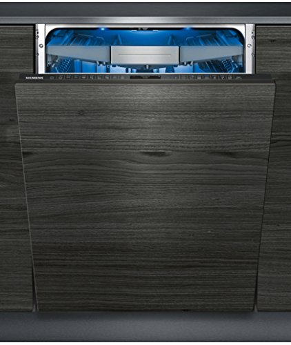 Siemens iQ700 SX778D16TE Entièrement intégré 13places A+++ lave-vaisselle - Lave-vaisselles (Entièrement intégré, Taille maximum (60 cm), Noir, Tactil, TFT, 1,75 m) Siemens