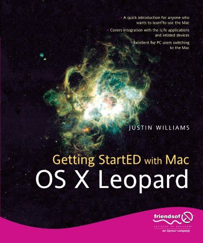 Getting StartED with Mac OS X Leopard by Justin Williams (2007-11-11)