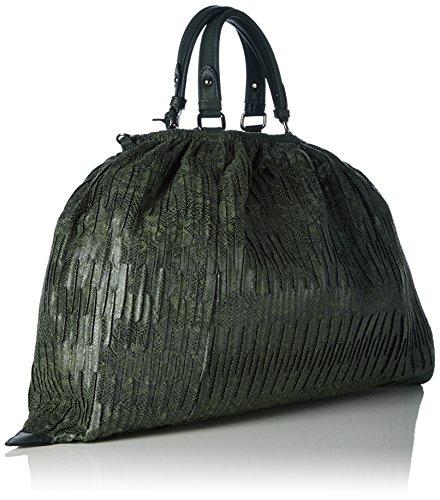 Cinque - Sarina Cityshopper, Borsa shopper Donna Verde (Grün (dunkelgrün 4800 4800))