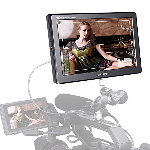 Lilliput A8 8.9 Zoll 1920x1200 Kamera Monitor für 4K-Camcorder und DSLR mit 4K HDMI Input Output Camcorder DSLR feldmonitor
