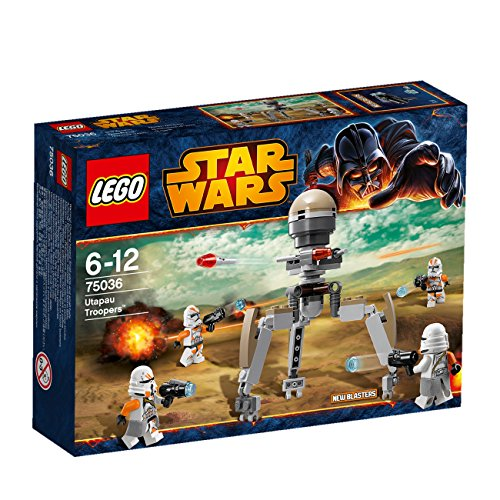 (LEGO Star Wars 75036 - Utapau Troopers)