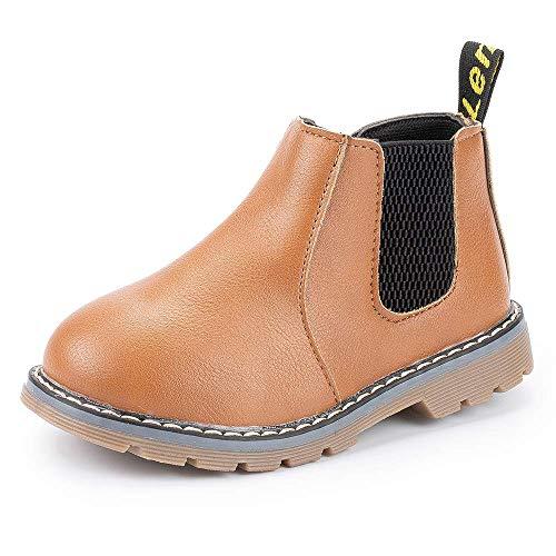 Zapatos bebe niña invierno con suela Botines, Sabe Chico chica Martin Sneaker botas zapatos casuales...