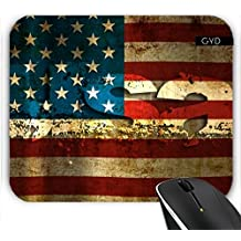 Mousepad - Usa / Grunged Flagge...