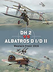 DH 2 vs Albatros D I/D II: Western Front 1916 (Duel) by James F. Miller (2012-05-22)