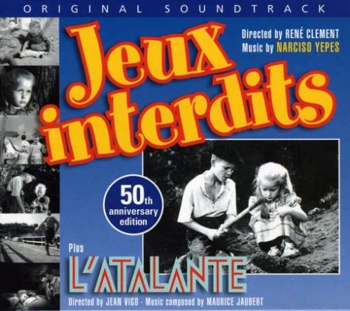 Jeux Interdits & L'Atalante by Various Artists (2002-08-27)