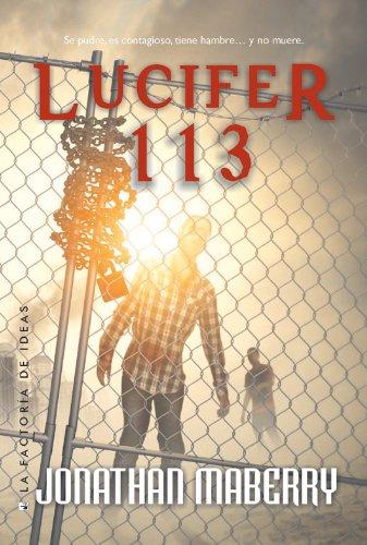 Lucifer 113 (Eclipse nº 69) por Jonathan Maberry