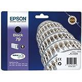 Epson C13T79114010 - Cartucho de tinta, color negro