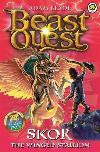 Skor the Winged Stallion: Series 3 Book 2 (Beast Quest)