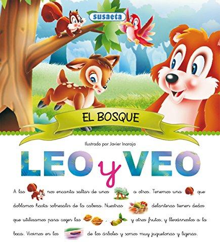 El bosque (leo y veo...) por Equipo Susaeta