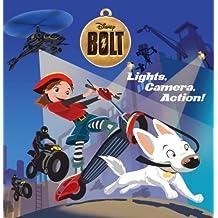 Lights, Camera, Action! (Pictureback(R))