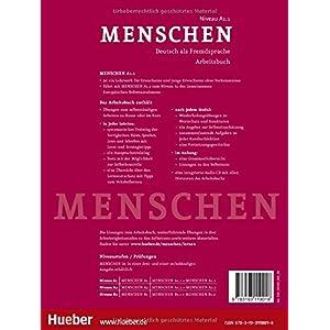 Menschen. A1. Con espansione online. Per le Scuole superiori: MENSCHEN A1.1 Ab+CD-Audio (ejerc.)