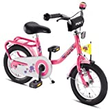 Laufrad Puky Kinder-Fahrrad Z2 mit Stahl-Rahmen Farbe: lovely pink Art-Nr: 4102 bei Amazon