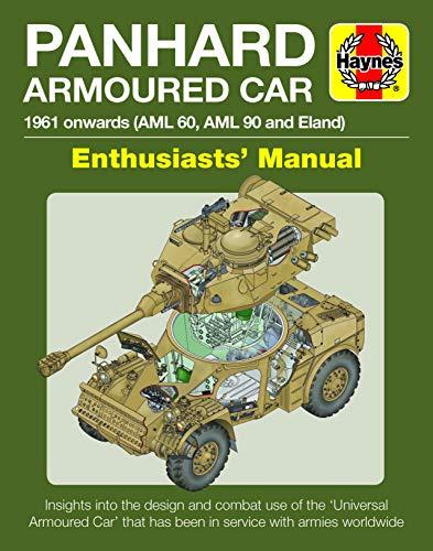Panhard AML and Eland Enthusiasts' Manual (Haynes Manuals) por Simon Dunstan