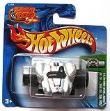 Hot Wheels Fatbax Shelby Cobra silber 1:64