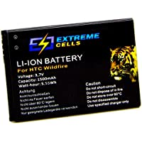 Extremecells ® Battery for HTC Wildfire G8 Battery Battery