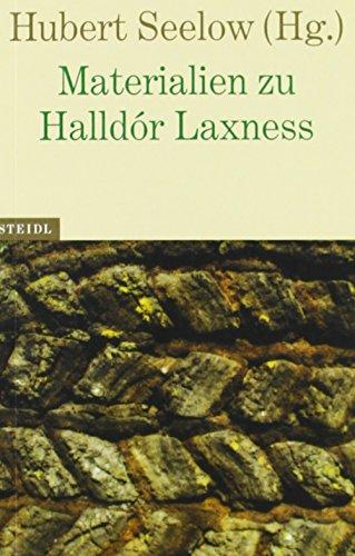 Materialien zu Halldór Laxness