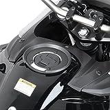 Givi BF01 Tankbefestigung Tanklock Tankrucksäcke, Tankdeckel mit 5 Schrauben