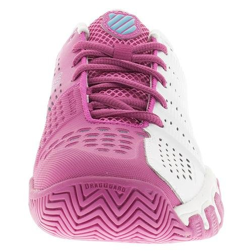 "Damen Tennisschuhe Outdoor ""Big Shot Light 2.5"" white/very berry"