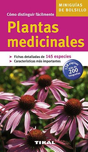 Plantas medicinales (Miniguias de bolsillo) por Aa.Vv.