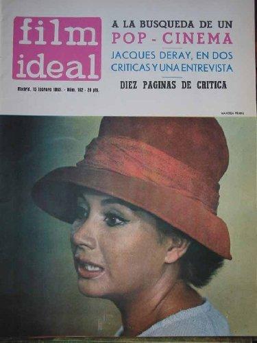 FILM IDEAL. REVISTA DE CINE. Febrero 1965 nº162