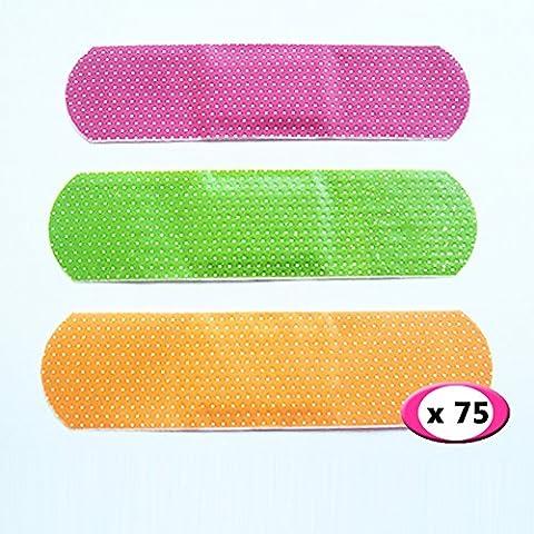 Brand New Migliore Qualità Neon Plasters Intonaci Bende Super Stretch