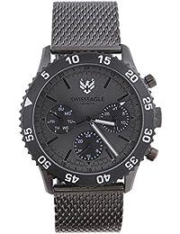 Swiss Eagle Analog Grey Dial Men Watch- SE-9118-22