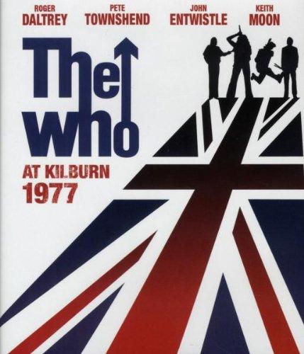 Preisvergleich Produktbild The Who - At Kilburn 1977 [Blu-ray]