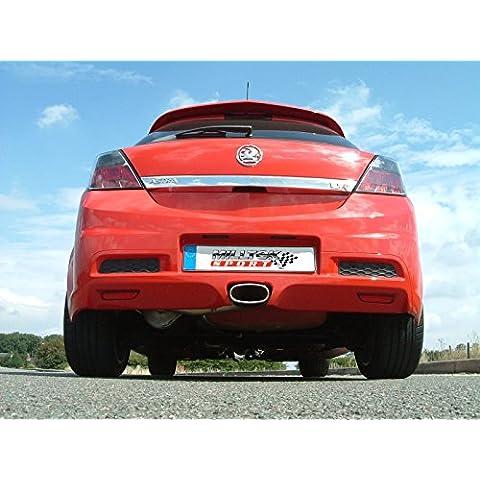 Opel-bajada De Turbo Catasport Hi Flow-Opel Astra H Opc