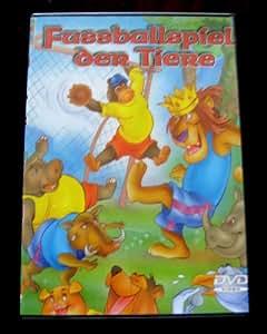 Fussballspiel der Tiere (DVD)